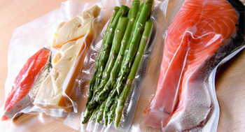 what're the advantages of food vacuum packing